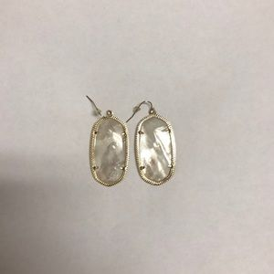 kendra scott opal earrings